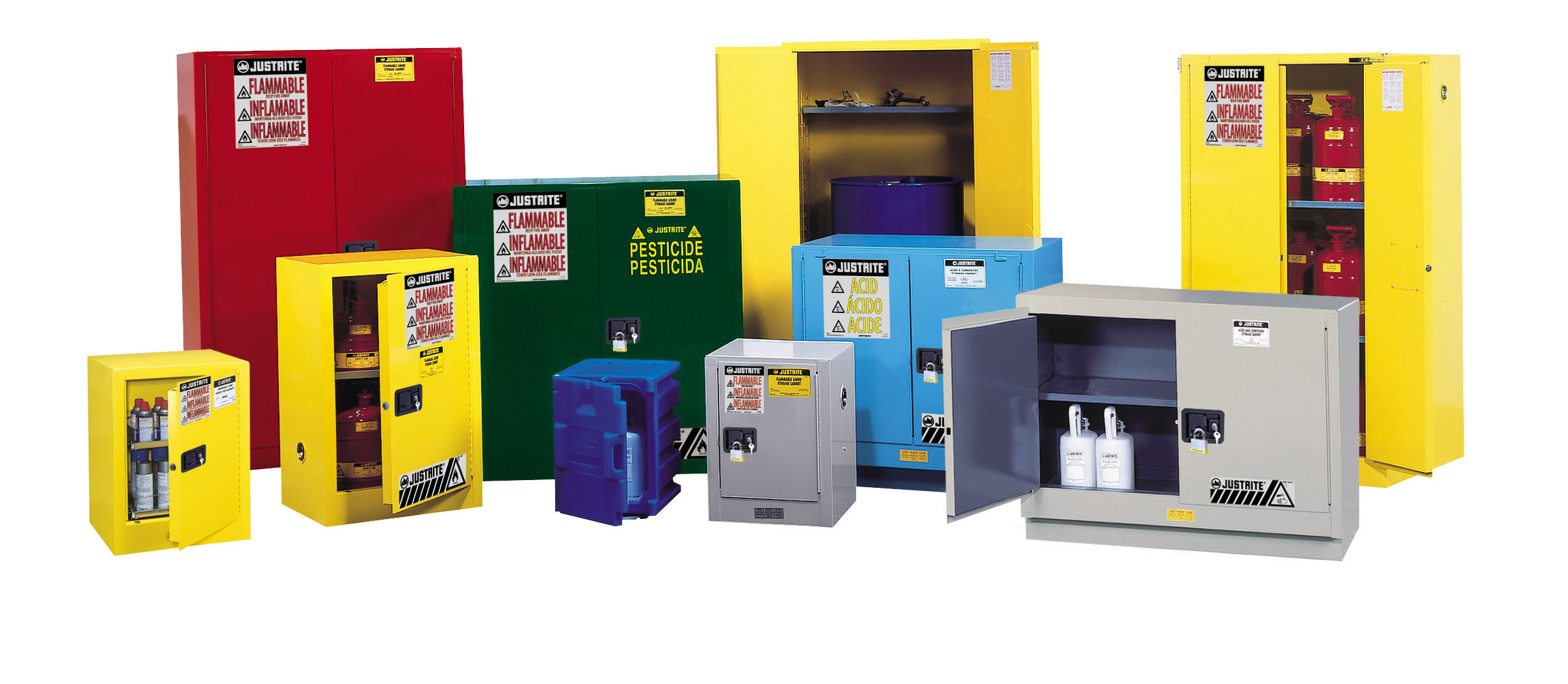 Safety Cabinets U0026 Cans